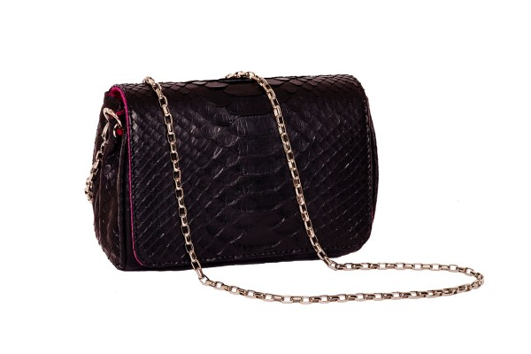 Bonnie Black small cross body bag a-cuckoo-moment