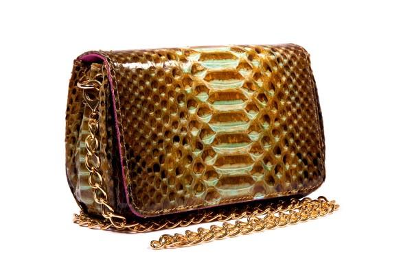 Bonnie Luxury Mustard kleine Cross Body Tasche a-cuckoo-moment