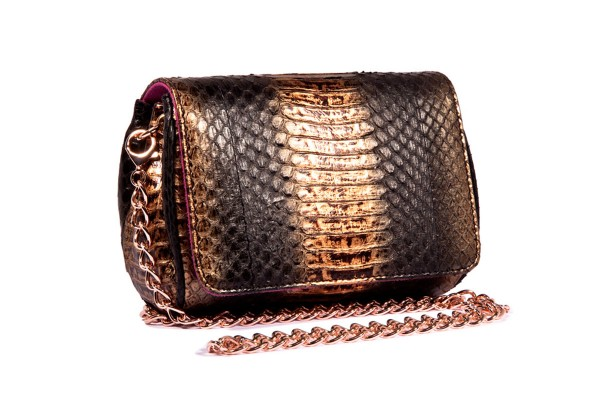 Bonnie Gift Gold kleine Cross Body Tasche
