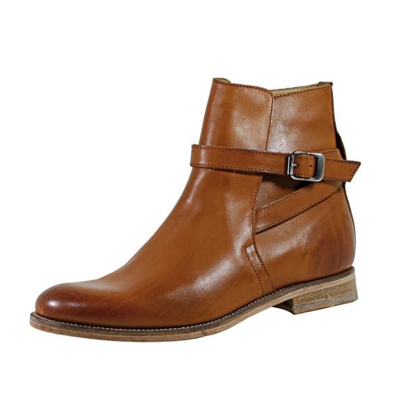 College Boots cognac