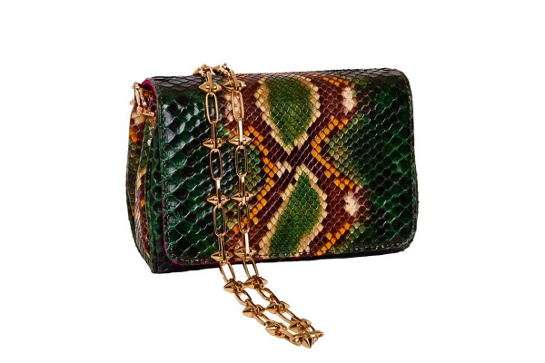 Bonnie Green Jungle small cross body bag a-cuckoo-moment