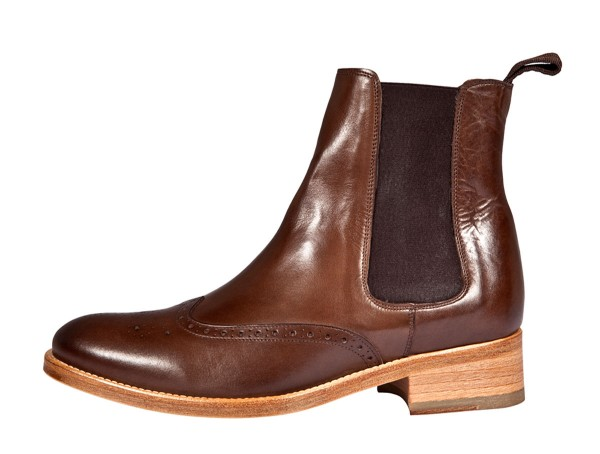 Vintage Chealse Boots brown