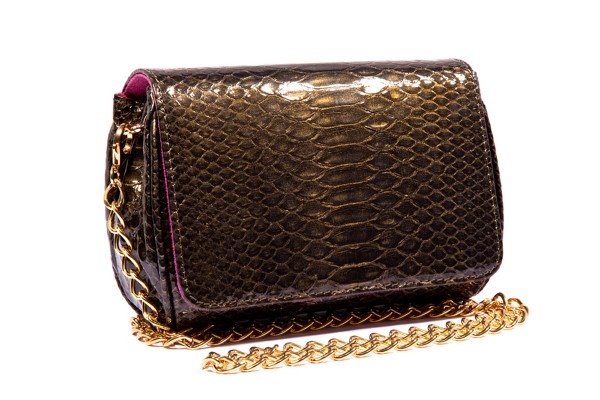 Bonnie Arielle Glossy small cross body bag Tasche a-cuckoo-moment
